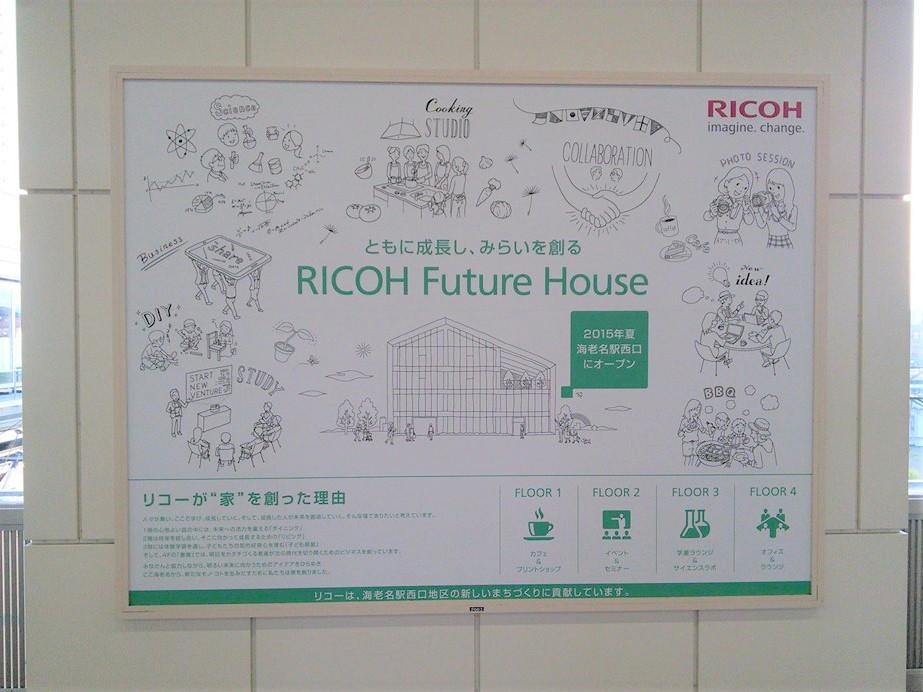 RICOH Future House